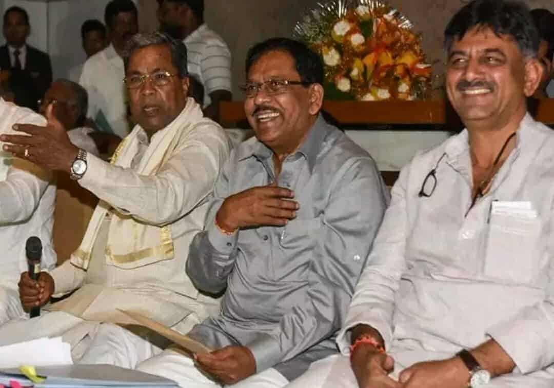 Congress Legislative Party Meeting